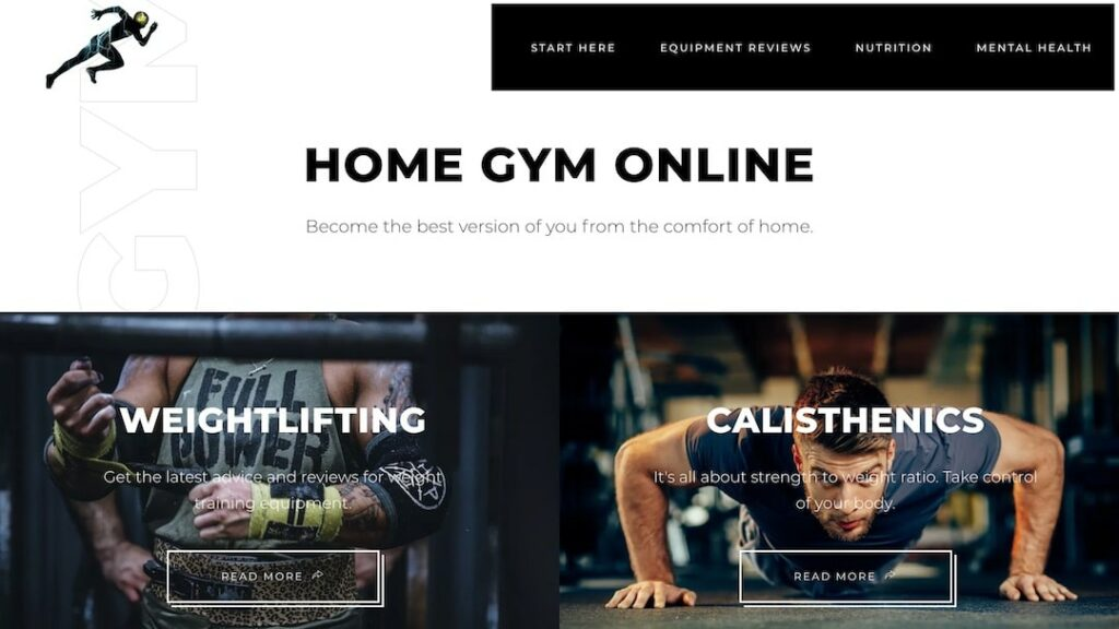 Home Gym Online - Equipment Reviews