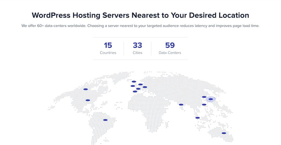 Cloudways Server Locations