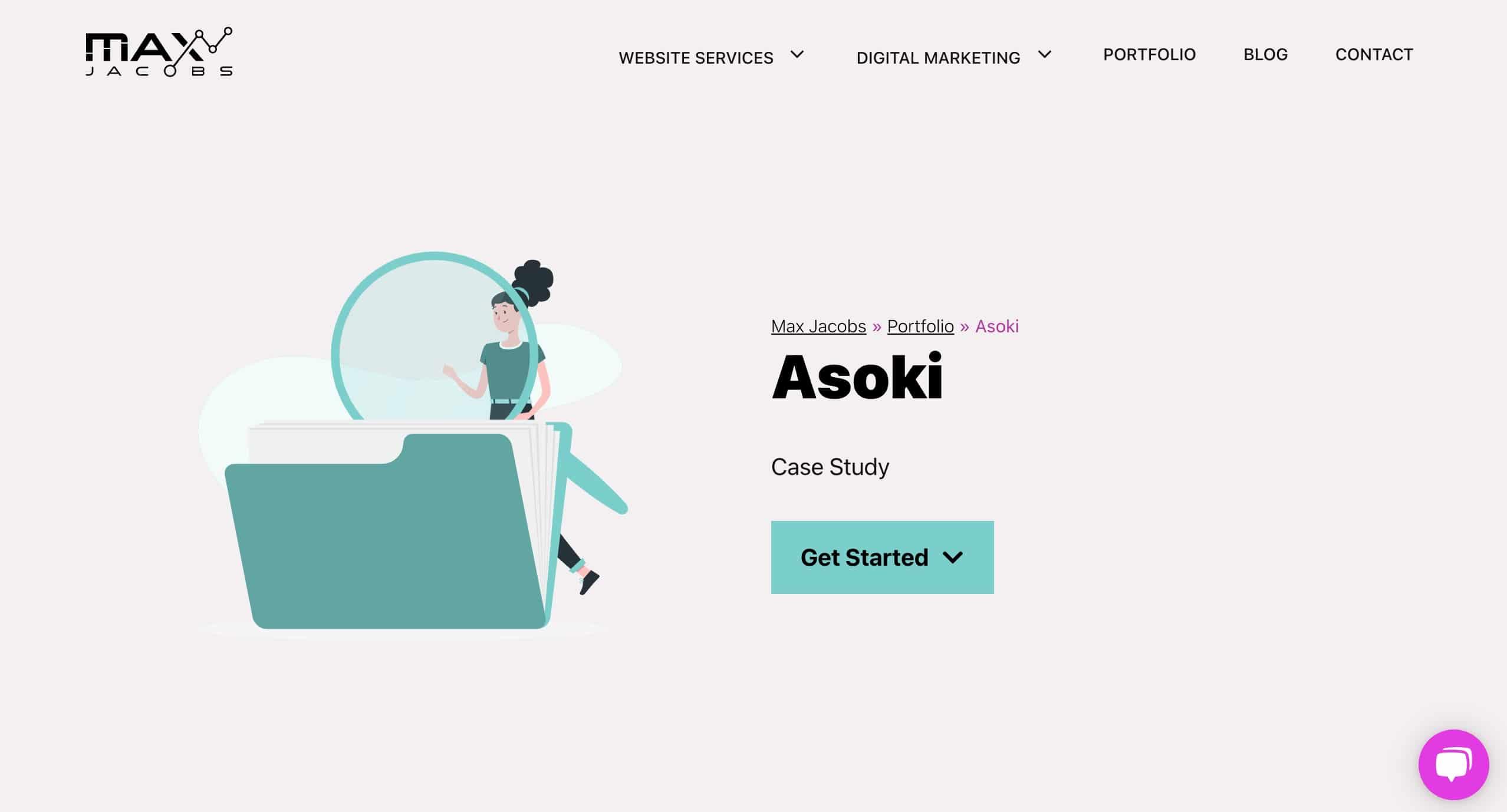 Asoki Case Study - Max Jacobs