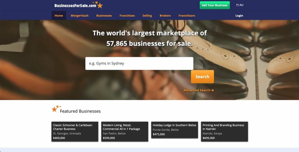 Buy an online business through Businesses For Sale