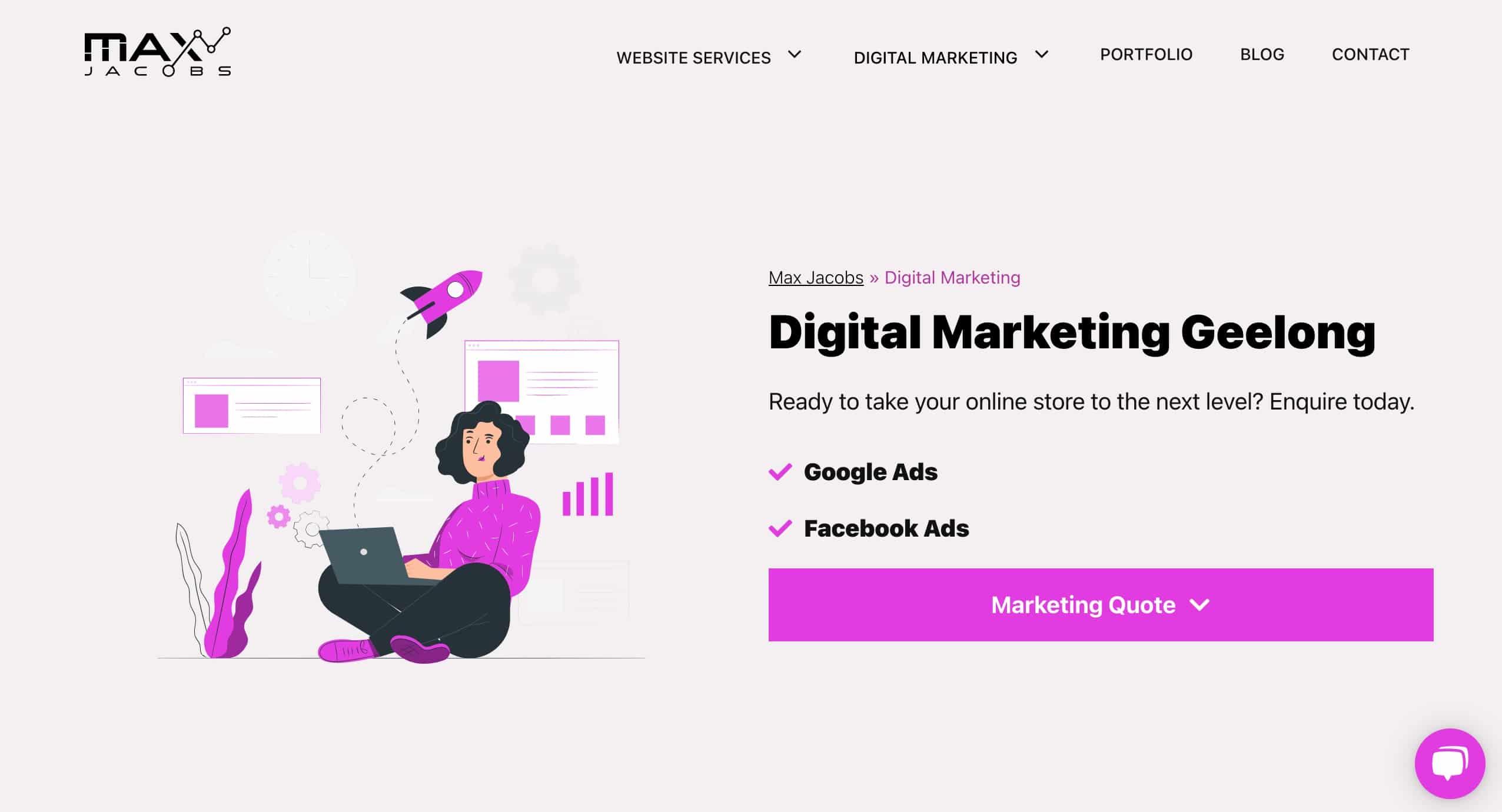 Digital Marketing Geelong